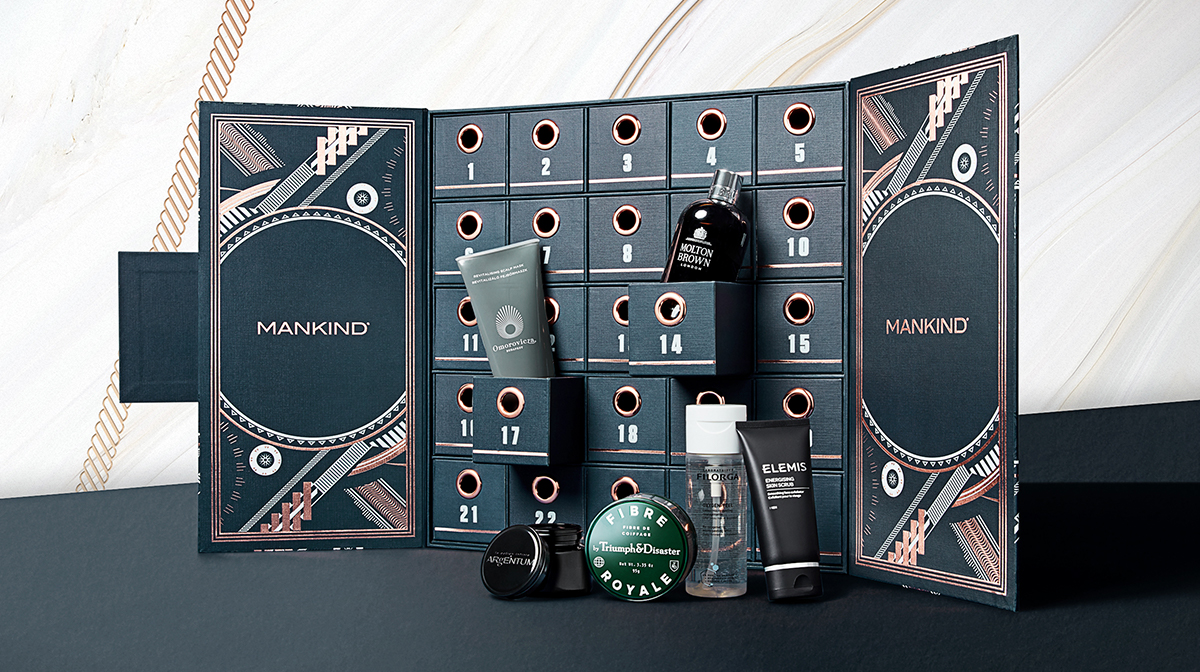 What's inside the Mankind Advent Calendar?
