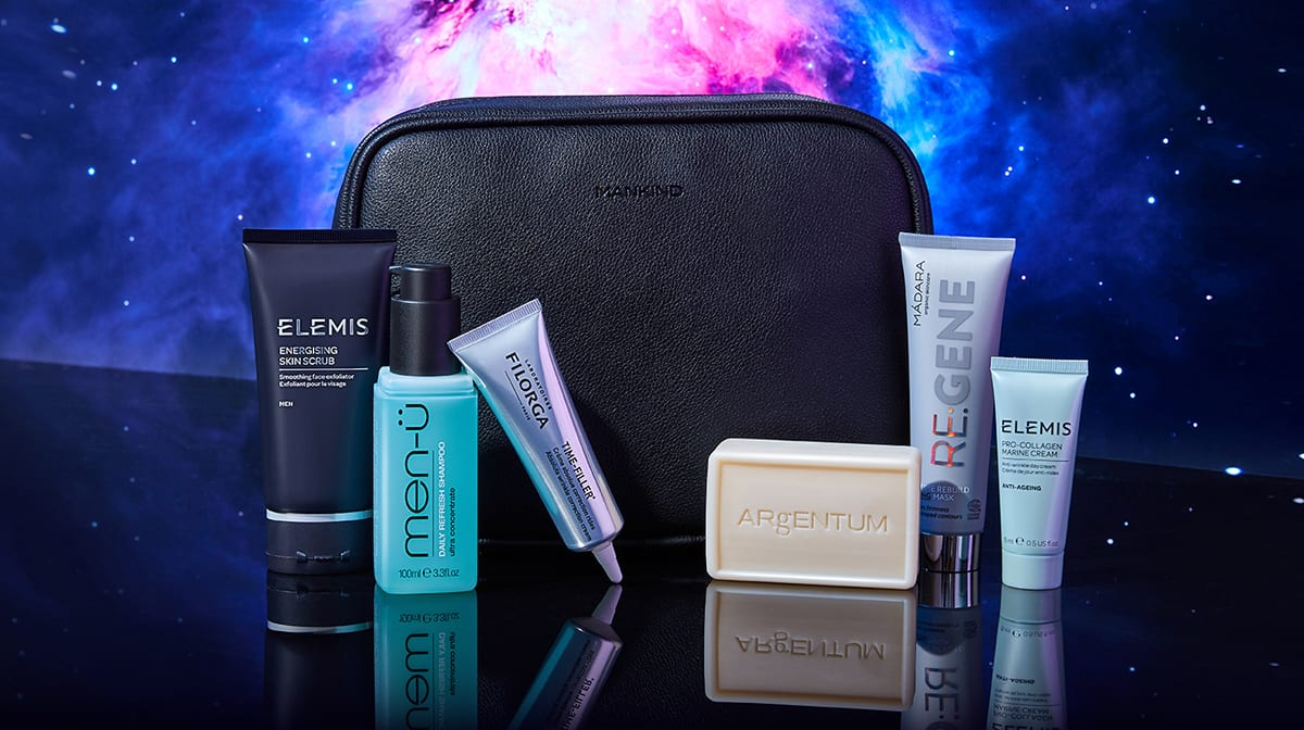 The Mankind Grooming Box: The Intergalactic Collection