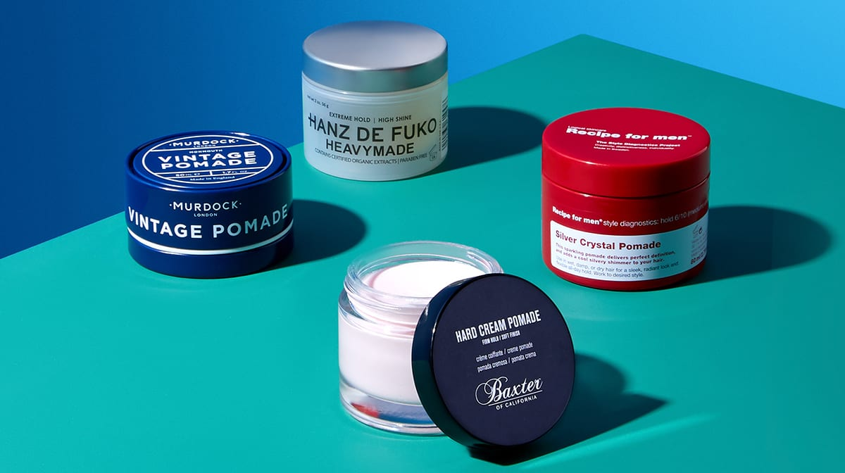 What are the Best Pomades for Men? 9 Classic Hair Products You need to Try