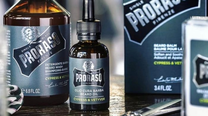 Our Top 10 Proraso Grooming Essentials