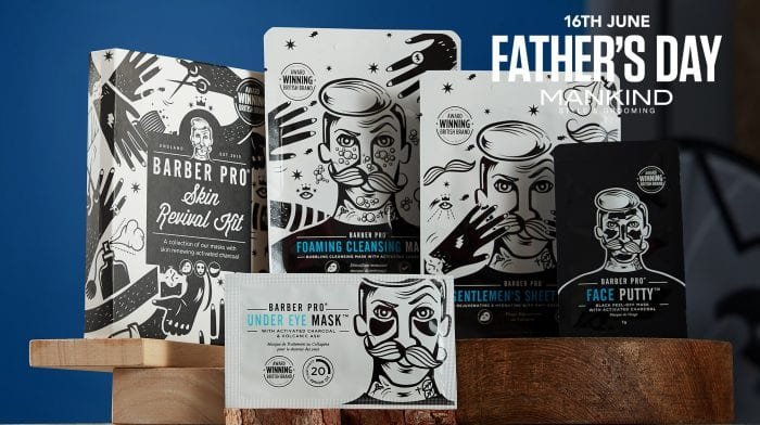Father's Day on Mankind: The Barber Pro Range