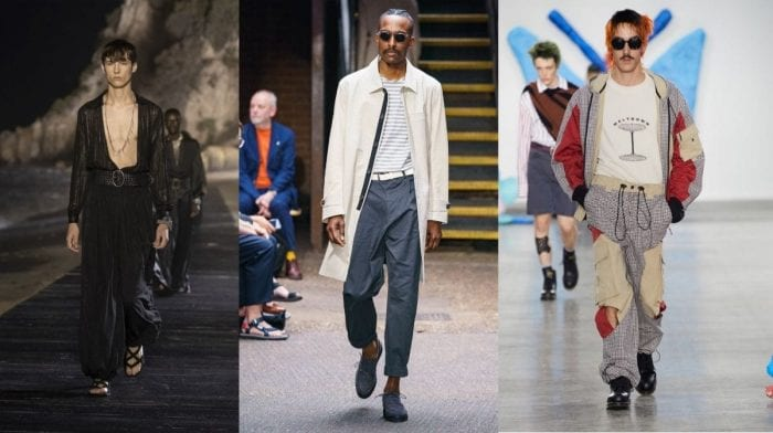 London Fashion Week Men's SS20: Grooming Trends