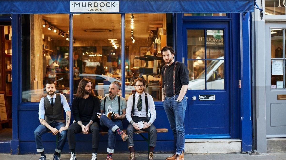 Barbershop Talks: Mankind meets Murdock London