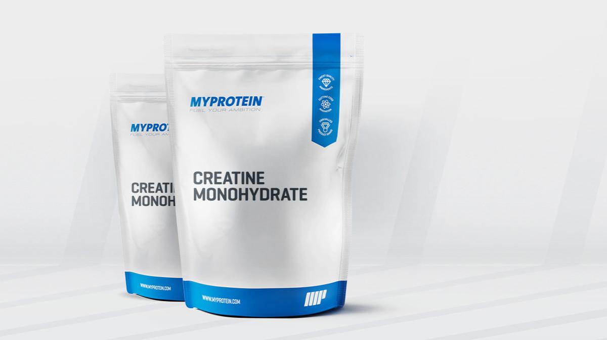 creatine monohydrate myprotein