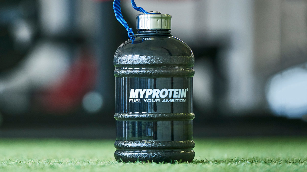 myprotein gallon