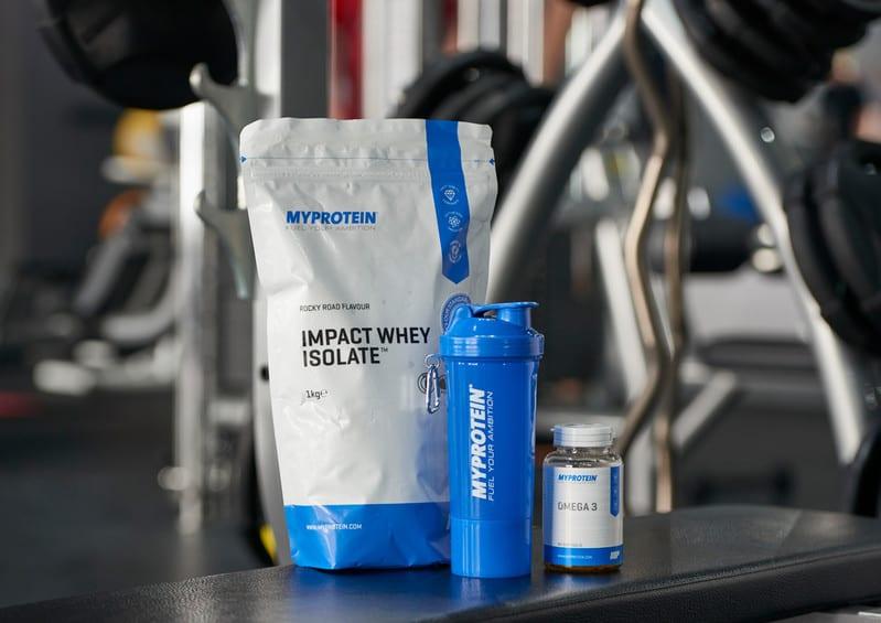 myprotein supplements
