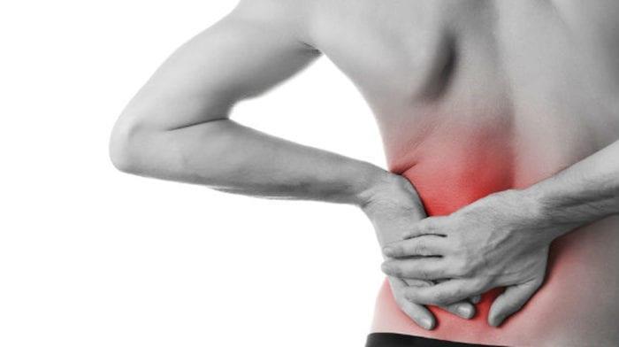 Πόνος στην μέση ; Προσοχή στο γυμναστήριο