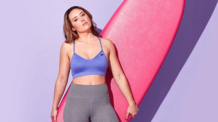 [Συνέντευξη] Fitness μοντέλο και Surfer – Corinne Evans