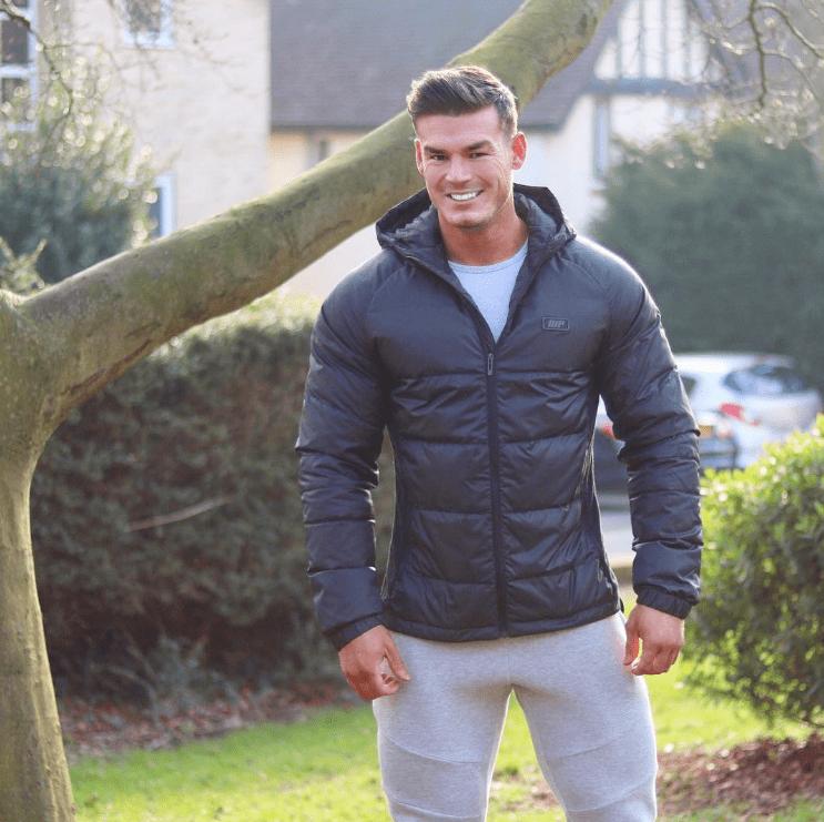 myprotein jacket