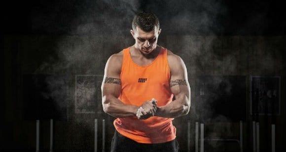 myprotein athlete