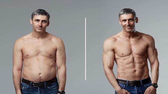 Νέα σειρά Vitality: Η σωματική «μεταμόρφωση» του Ben Jackson
