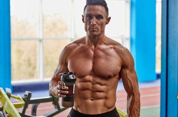 protein shake aminogen