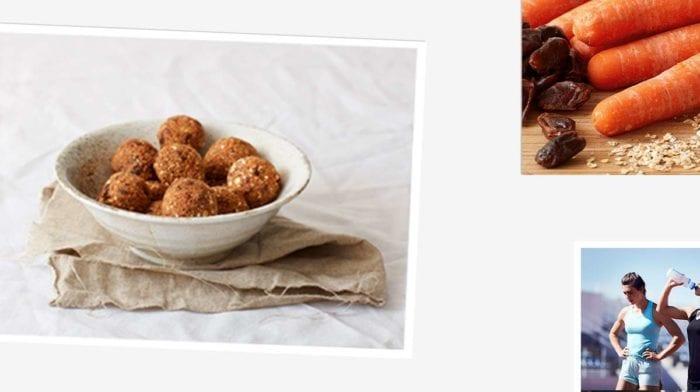 Κέικ καρότου σε μπαλίτσες με πρωτεΐνη | Συνταγή Γενεθλίων
