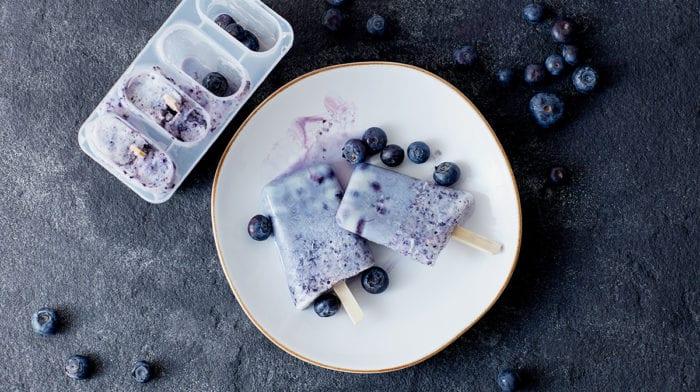 Καλοκαιρινή συνταγή | Γρανίτα Καρύδας και Σμέουρων