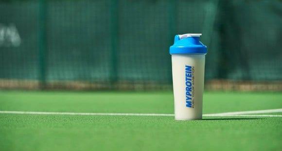 tennis shaker