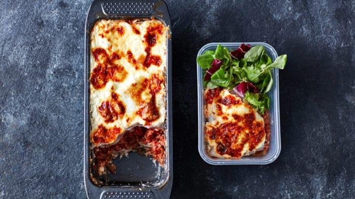 Λαζάνια | Προετοιμασία Γευμάτων για 3 ημέρες | Χαμηλοί Υδατάνθρακες