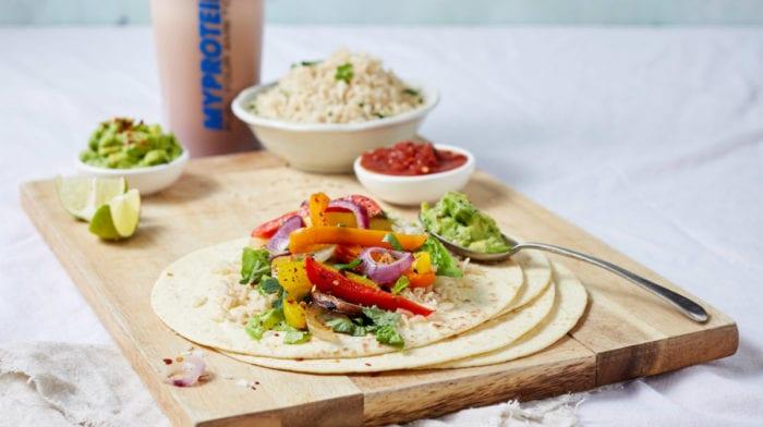 Συνταγές Vegan σε 15 λεπτά | Φαχίτας με μανιτάρια