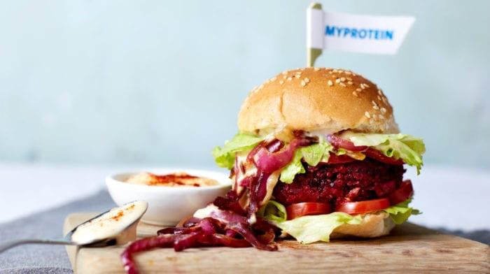 Συνταγές Vegan σε 15 λεπτά | BBQ Burger με παντζάρια