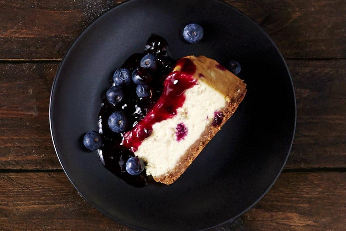 New york protein cheesecake single slice