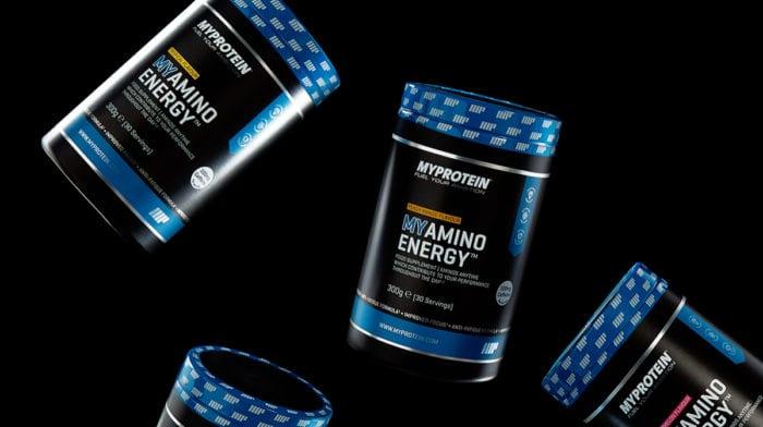 Myamino Energy – συμπληρώματα διατροφής για ενέργεια