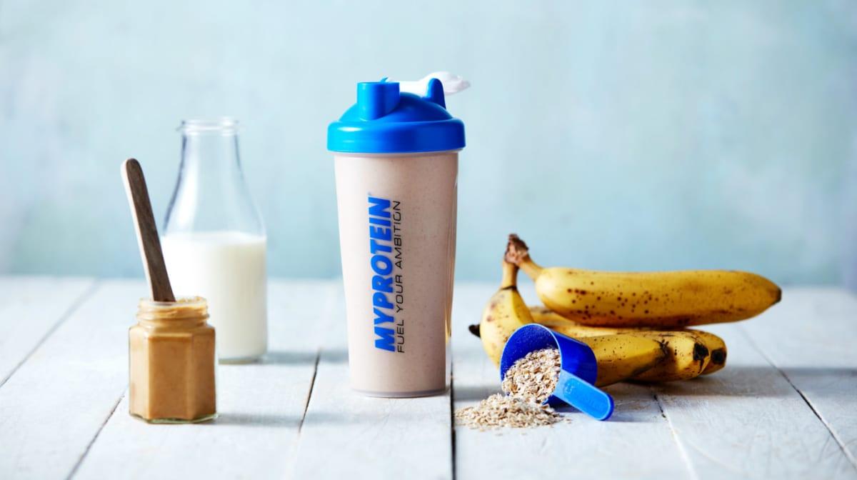 Protein shakes | Συνταγες για αύξηση μυϊκής μάζας