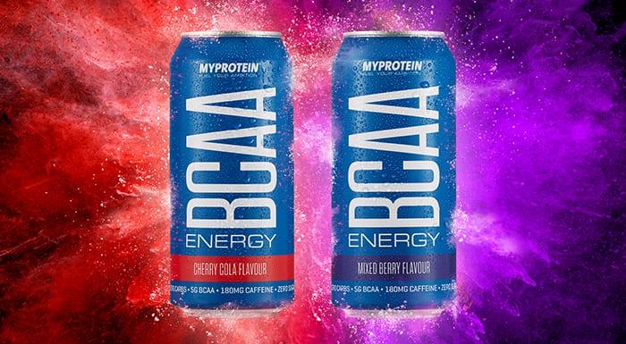 Ενεργειακά ποτά με BCAA – BCAA ENERGY
