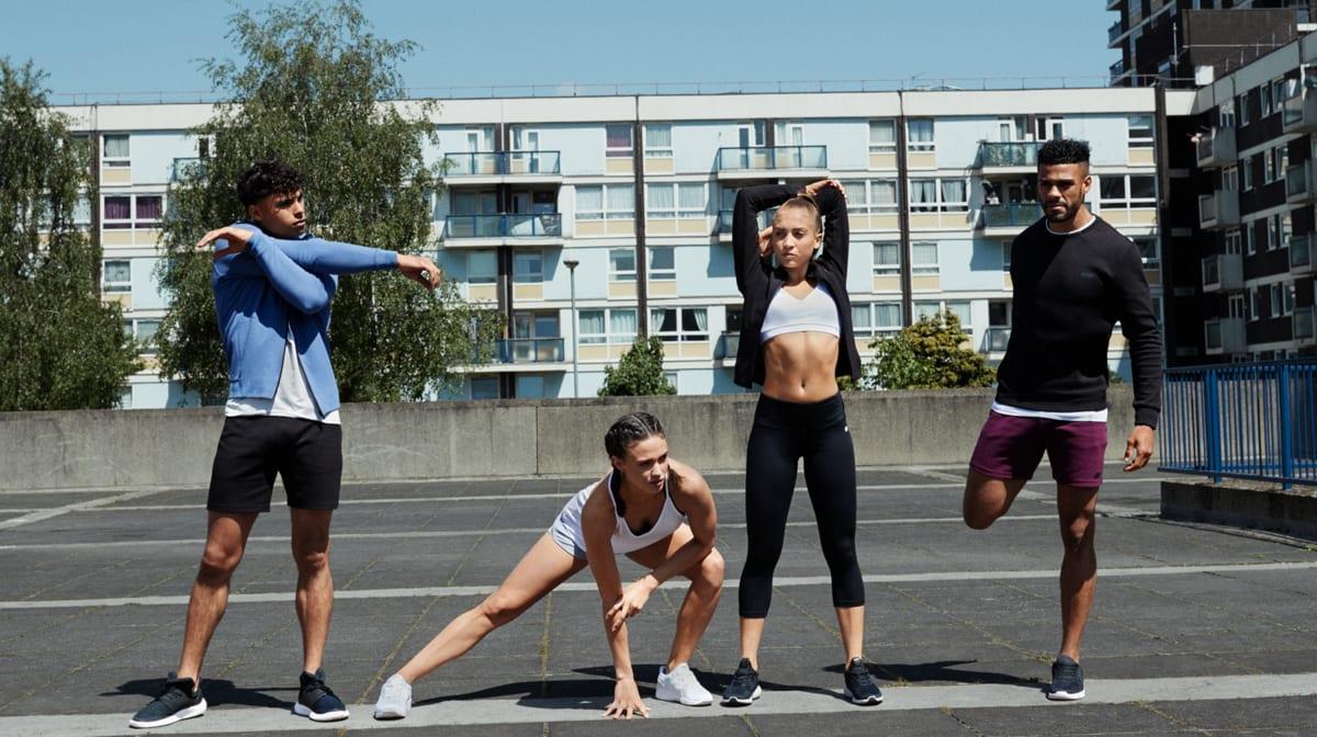Οutdoor workout   10 λεπτά έντονης προπόνησης σε εξωτερικό χώρο