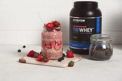 Διατροφή με πρωτεΐνη | Πότε να παίρνω την πρωτεΐνη πριν ή μετά την προπόνηση