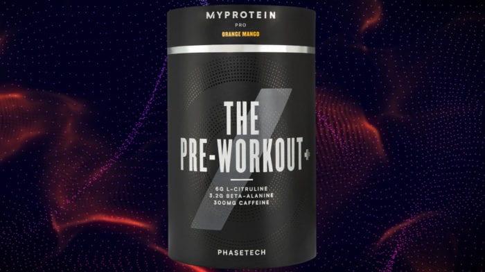 THE Pre-Workout+ – Η νέα γενιά στα συμπληρώματα