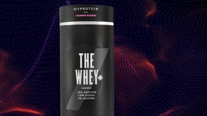 Πρωτεΐνη THE Whey+ Η νέα γενιά στις πρωτεΐνες