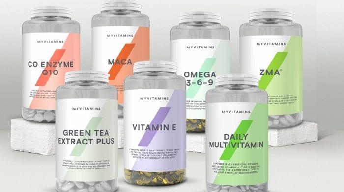 Βιταμίνες την υγεία και το σώμα σας | Ανακαλύψτε την σειρά Myvitamins