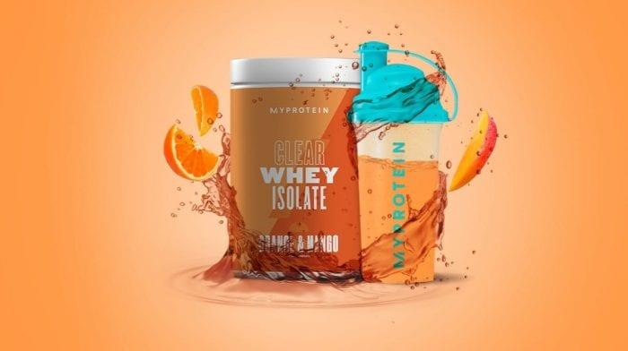 H πρωτεΐνη έγινε χυμώδης |  Η Clear Whey μόλις έφτασε — Όλα όσα πρέπει να ξέρεις