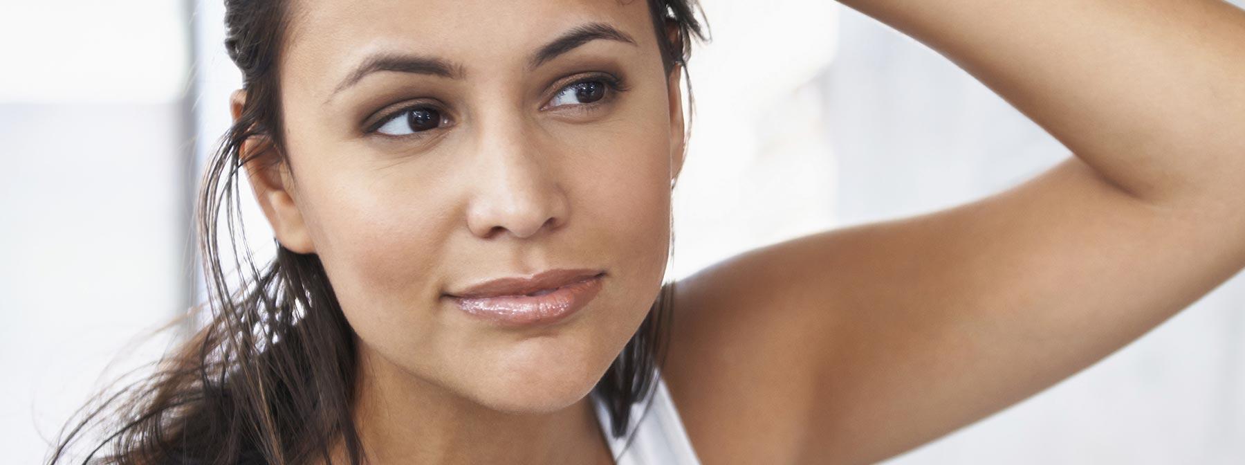 Welcher Hauttyp bin ich? – Fettige Haut