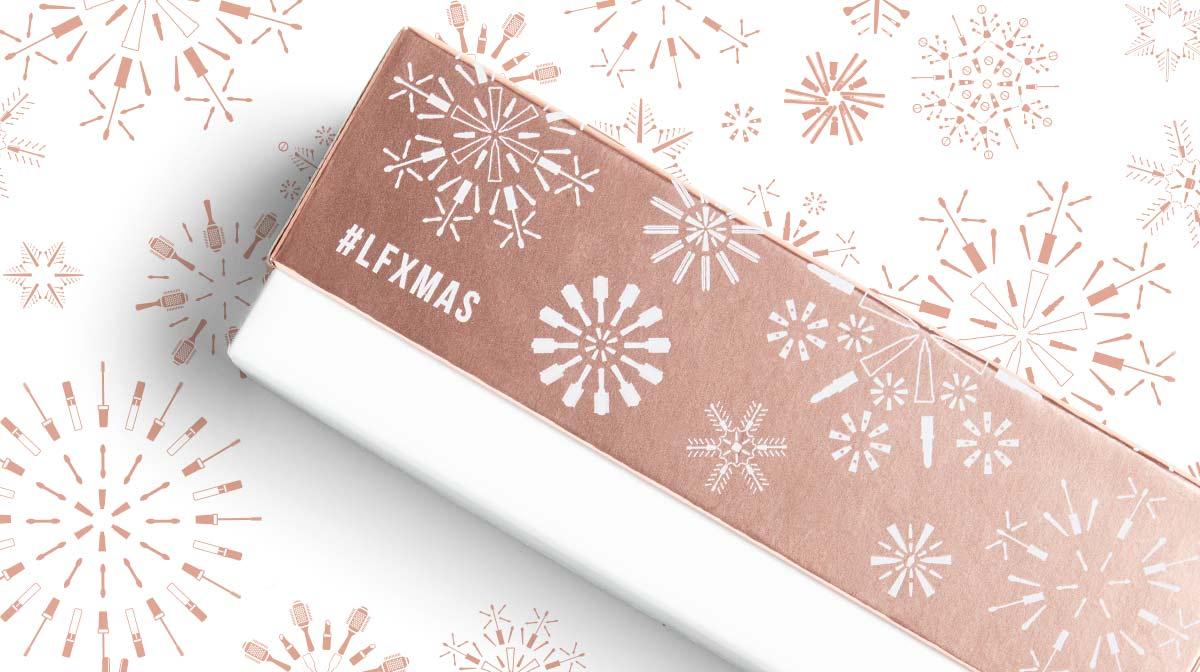 #lfxmas lookfantastic beauty box