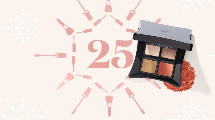 Beauty Secret Adventskalender 19. bis 25. Dezember