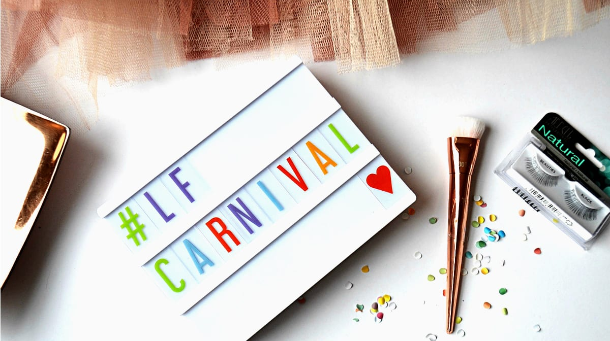 Lookfantastic Karneval