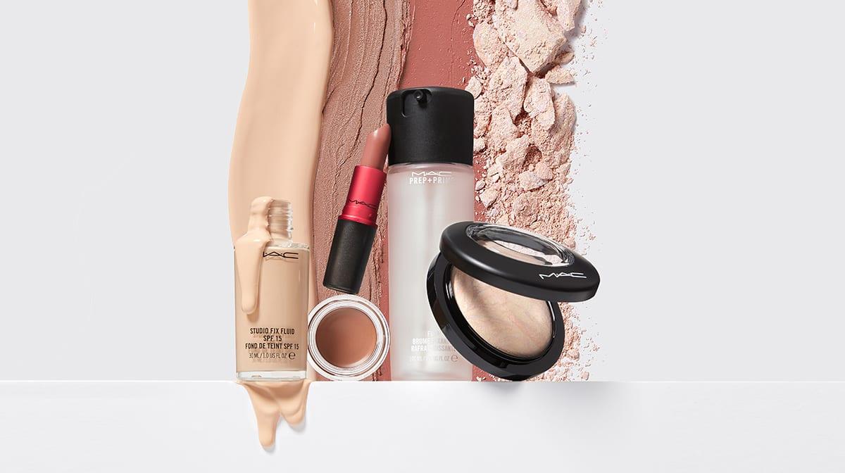 Welche MAC Cosmetics Produkte muss man haben?