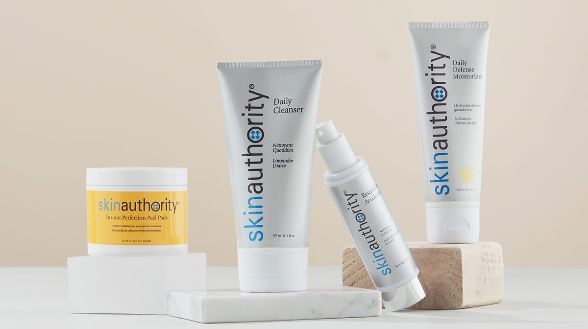 Skin Authority – Beauty Infusions für absolut strahlende Haut