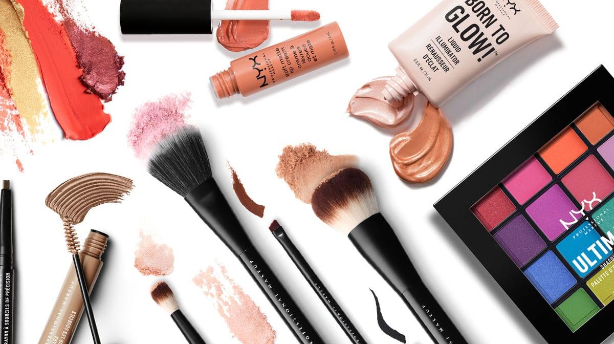 5 Bestseller von NYX Professional Makeup
