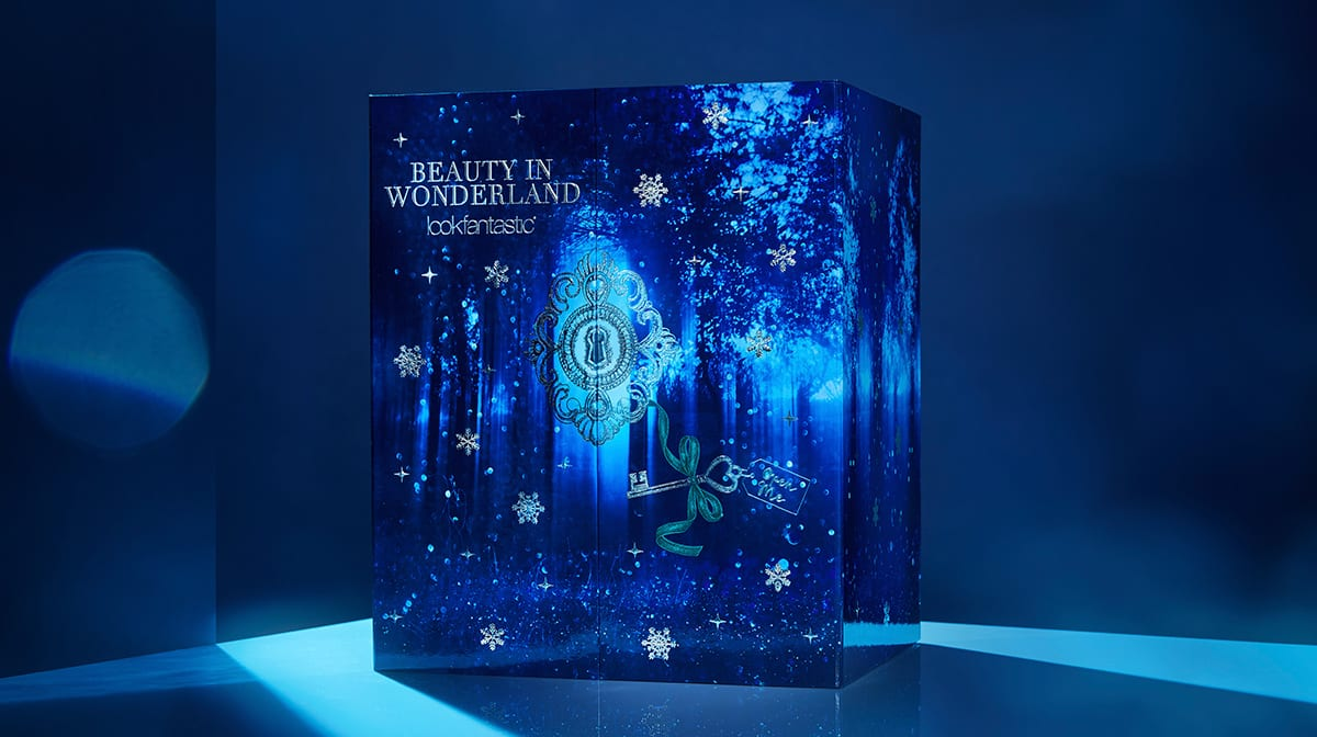 Ein Blick in den Beauty in Wonderland Adventskalender von lookfantastic – Teil 1