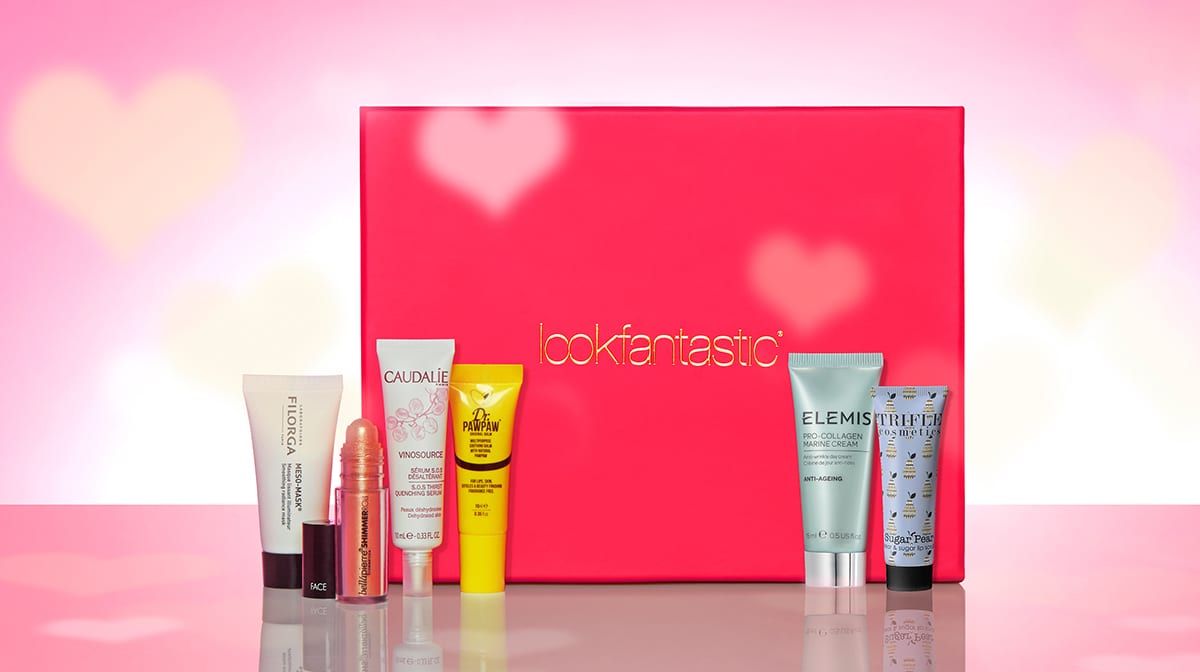 Was steckt in der lookfantastic Beauty Box im Februar 2018?
