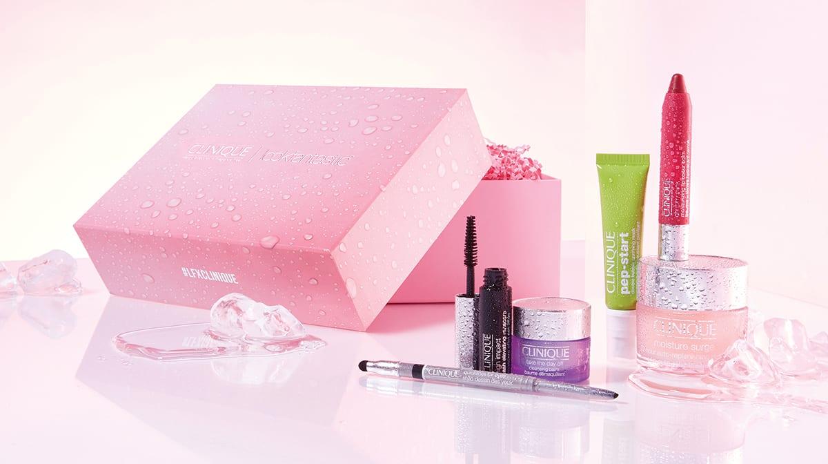 Erfahre mehr über die limitierte CLINIQUE x lookfantastic Beautybox – Unboxing