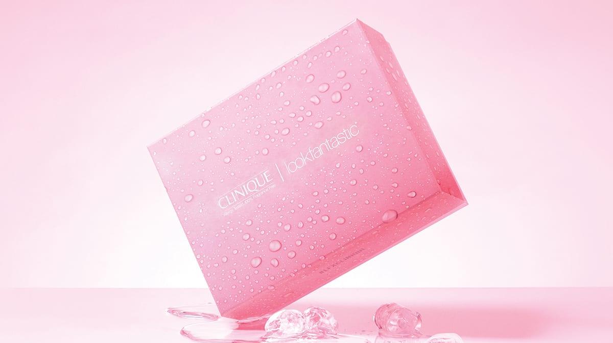 Rosane Clinique x lookfantastic Box