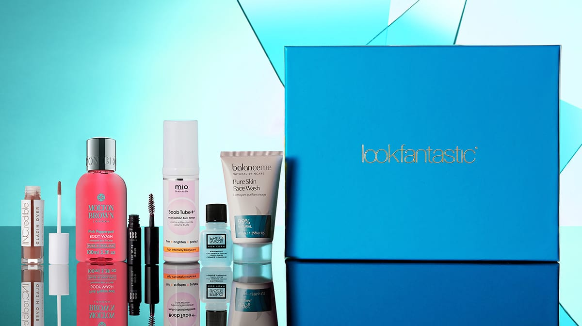 Die lookfantastic Beauty Box im August: feel, be, look fantastic – Unboxing