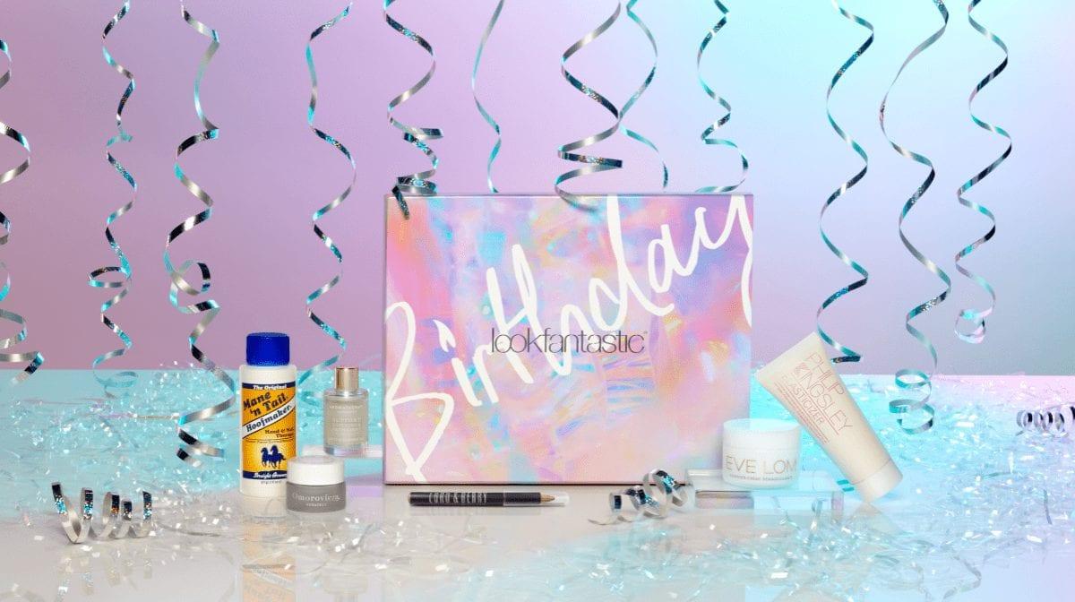 Unsere Sonderedition Beauty Box zum lookfantastic Geburtstag ist da!