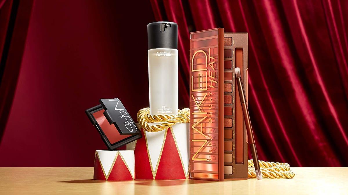 Unsere liebsten Weihnachtssets für Make-Up