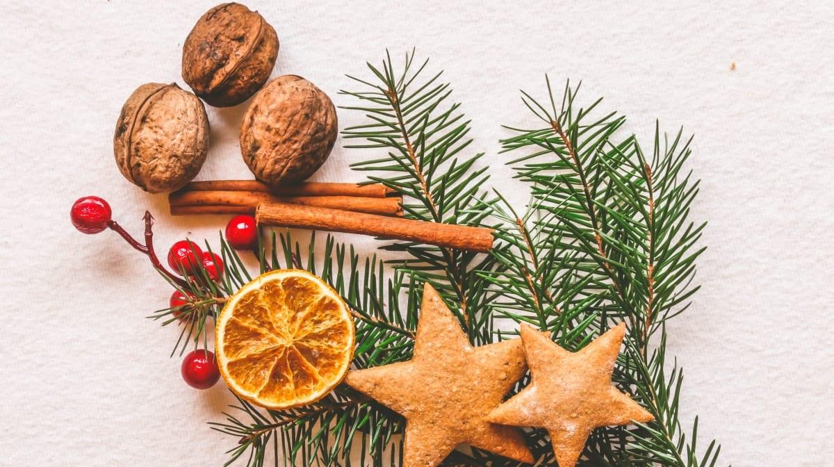 Verwöhne dich im Winter mit unseren weihnachtlich-duftenden Produkten