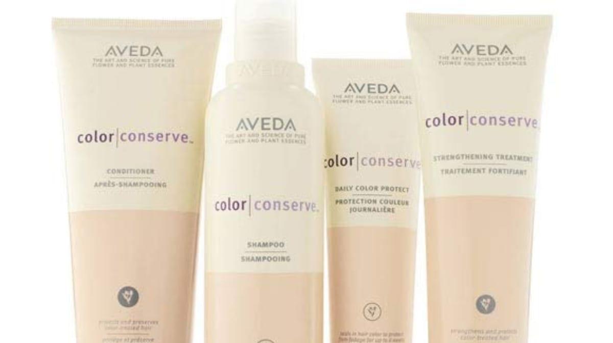 Haarpflege mit Aveda für gefärbte Haare