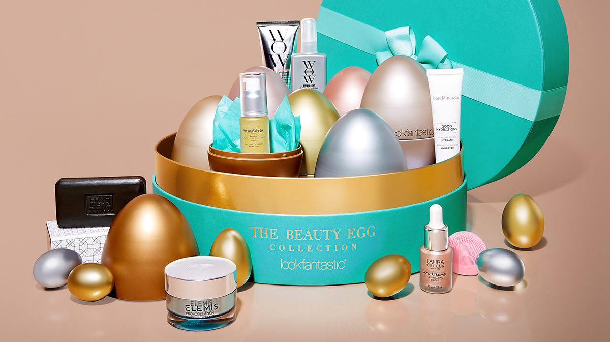 Das lookfantastic Beauty Egg 2019 ist da!