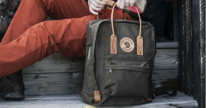 How to Style | A Fjallraven Backpack